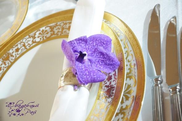 Цвет свадебного дня или праздник длиною в жизнь. Изображение № 12.
