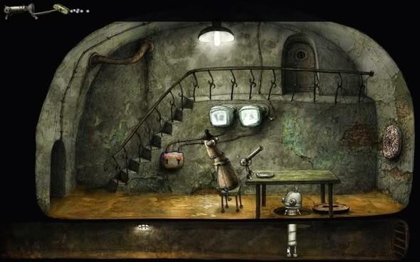 «Machinarium». Изображение № 13.