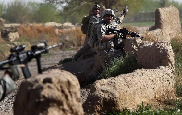 Афганистан. Военная фотография. Изображение № 47.