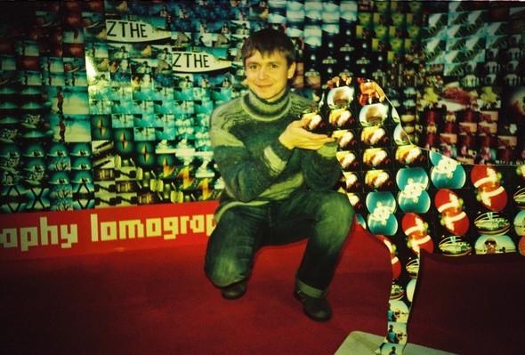 Этовам неигрушки! ИлиЛомография наФотоярмарке'09. Изображение № 102.