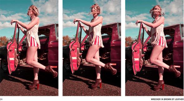 Лукбуки: Celine, Jeffrey Campbell и Nutsa Modebadze. Изображение № 38.