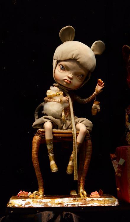 Арт-куклы неигрушки. Изображение № 6.