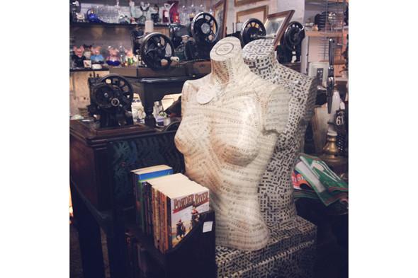 Антикварные магазины. Изображение № 49.
