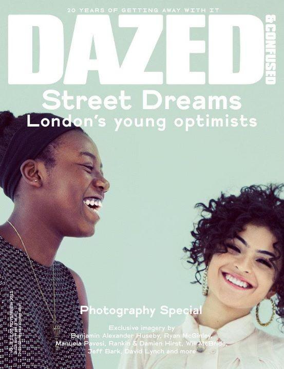 Обложки: Oyster, Dazed & Confused и 032c. Изображение № 2.