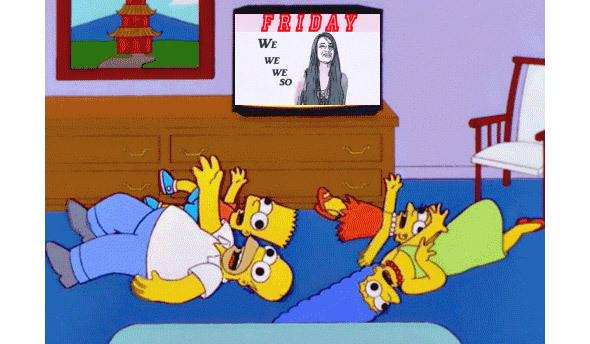 Изображение 6. Черная пятница: «Friday» Ребекки Блэк.. Изображение № 7.