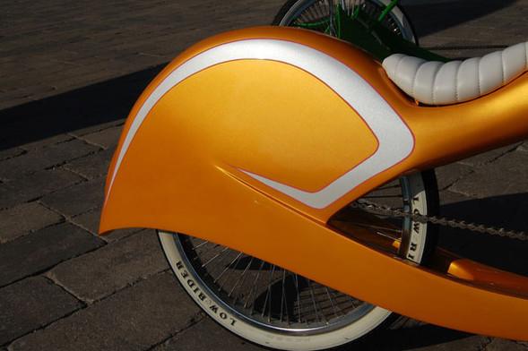 Невероятные велосипеды Джейсона Баттерсби. Изображение № 4.