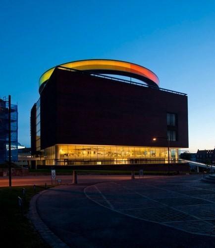 Изображение 8. Архитектурное бюро Olafur Eliasson придумало радужную панораму.. Изображение № 8.
