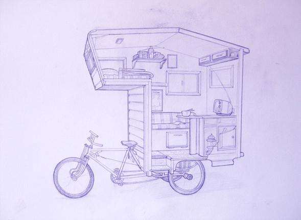 Дом на колесах. Изображение № 2.
