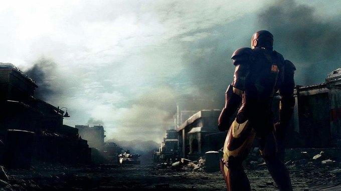 Кадр из фильма «Железный человек». Изображение № 1.