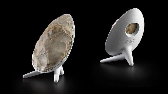 Дизайнеры воссоздали орудия Каменного века с помощью 3D-печати . Изображение № 6.