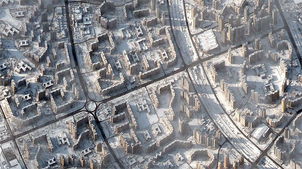 35 фотографий  из Google Earth,  которым сложно поверить. Изображение № 35.