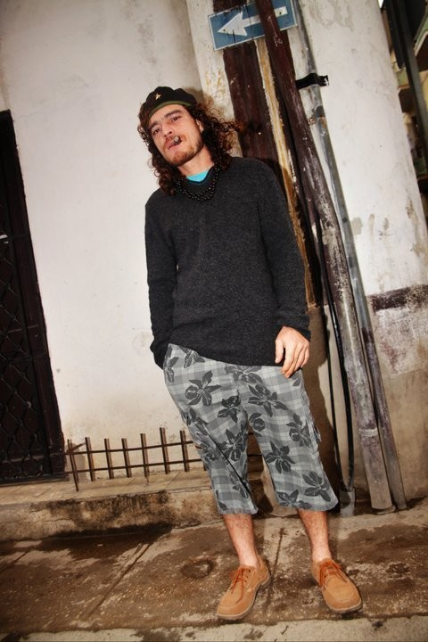 Изображение 14. Кубинский лук. Зима 2010/2011.. Изображение № 19.