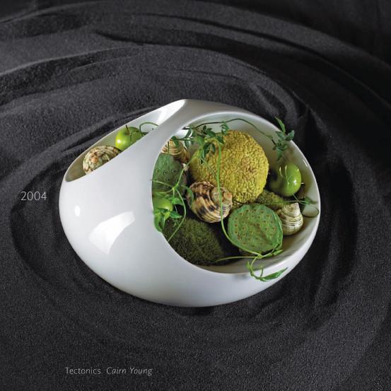 Чаша Tectonics 36см, 2004, Cairn Young. Изображение № 44.