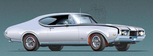 Oldsmobile HurstOlds. Изображение № 1.