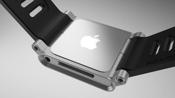 Элегантное превращение iPod nano в эффектные наручные часы. Изображение № 11.