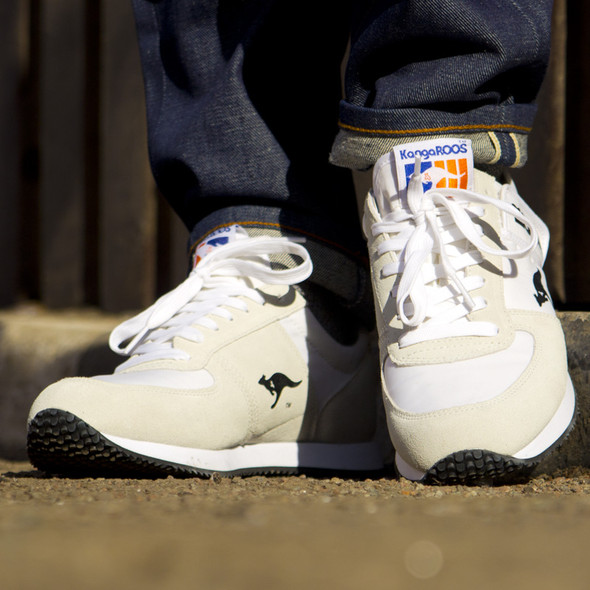 Кроссовки с карманом KangaROOS Combat. Изображение № 5.