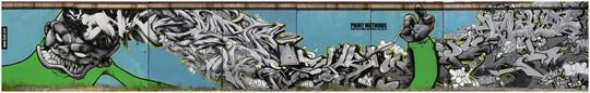 Интервью с граффити райтерами: Morik1. Изображение № 2.