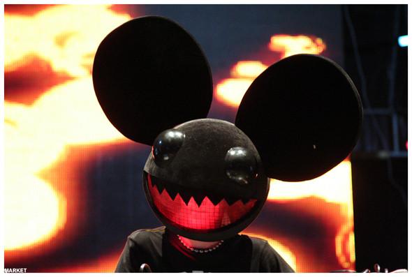 Изображение 1. Deadmau5 в поисках нового образа.. Изображение № 1.