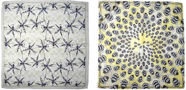 Завязать: 11 марок платков с принтами. Изображение № 20.