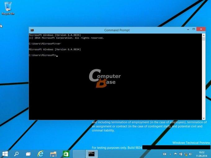 В Сеть «утекли» два десятка скриншотов Windows 9. Изображение № 11.