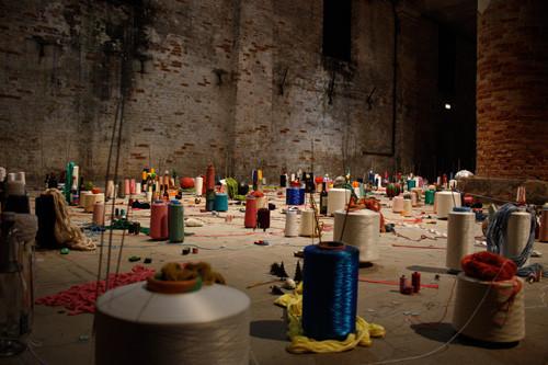 Международная выставка современного исскуства вВенеции. Изображение № 14.