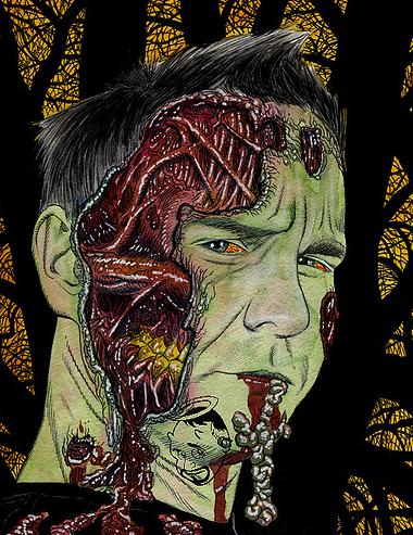 Зомби-портреты. Модно, качественно инедорого. Изображение № 8.