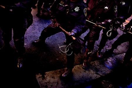 Antony Kurtz фотография протеста. Изображение № 4.