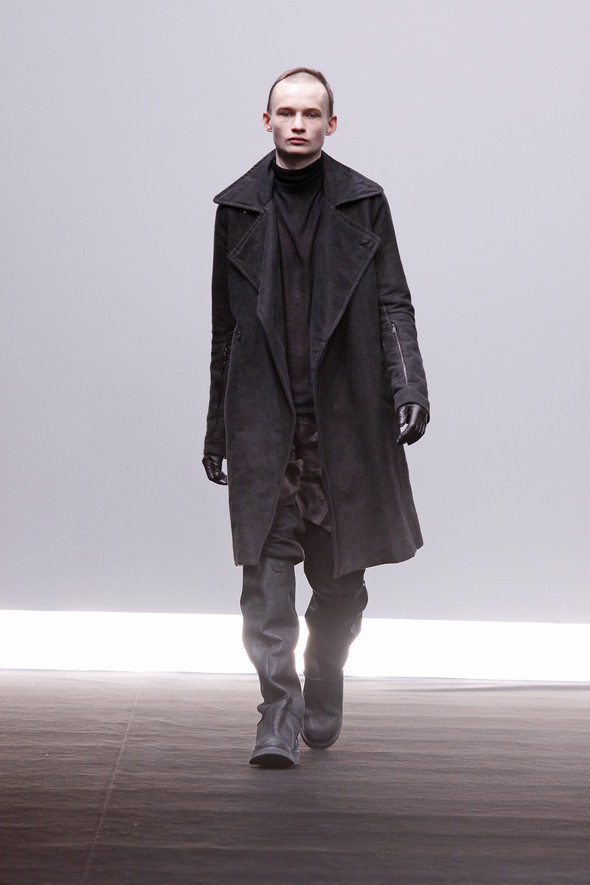 Rick Owens Fall Winter 2009 2010. Изображение № 12.
