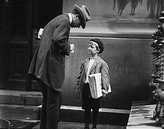 Эксплуатации детского труда в Америке (1910 год).И эмигранты США. Изображение № 17.
