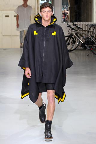 Неделя мужской моды в Париже: День 2. Изображение № 23.