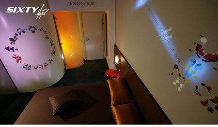 Отель-магазин синдивидуальной отделкой каждого номера. Изображение № 26.