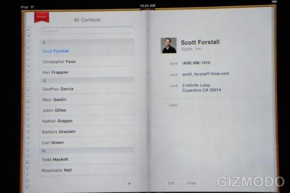 Презентация нового продукта iPad от Apple. Изображение № 23.