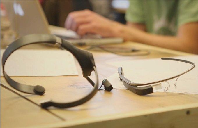 Google Glass можно будет управлять силой мысли. Изображение № 1.