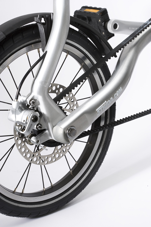 Складной велосипед STRIDA 5. 0. Изображение № 4.