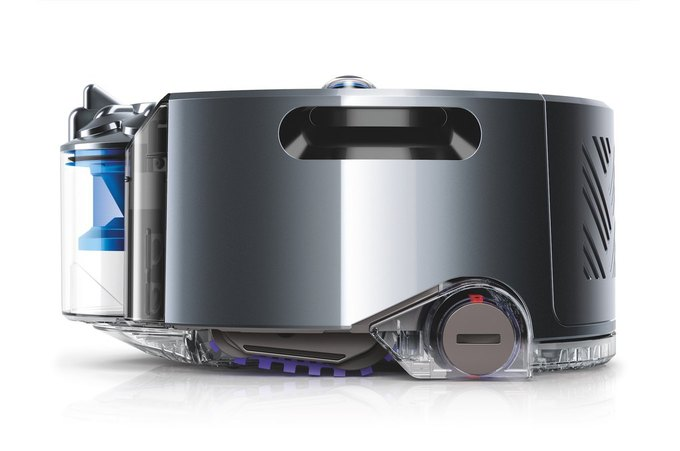 Представлен создаваемый с 1998 года робот-пылесос Dyson. Изображение № 5.