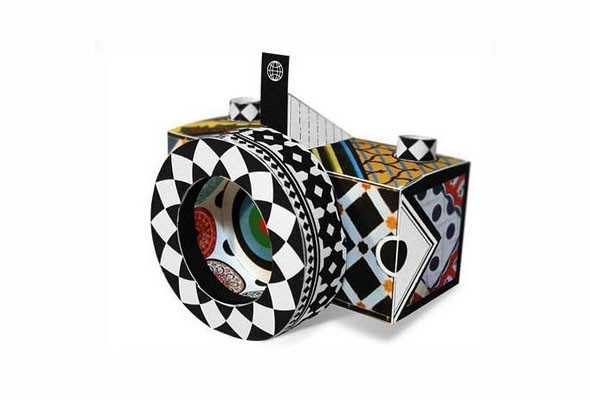 Подборка креативных фотоаппаратов и не только. Изображение № 14.