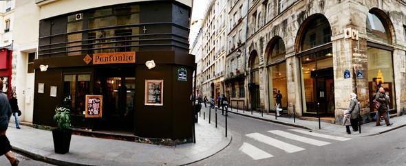 Изображение 10. Парижские кафе.. Изображение № 12.