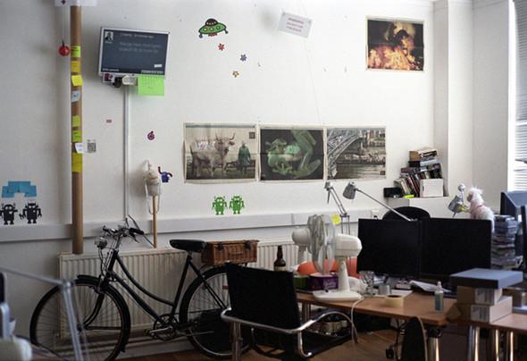 Офис Last. fm, Лондон. Изображение № 1.