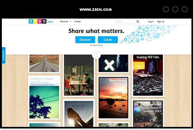 Что происходит:  10 новых социальных сетей. Изображение № 9.