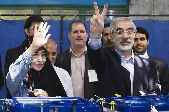 Выборы вИране. Дои после. Изображение № 3.