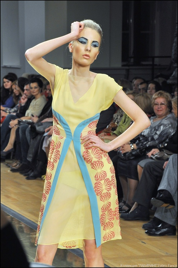 Показ Fabric Fancy в рамках DnN St.Petesburg Fashion Week . Изображение № 6.