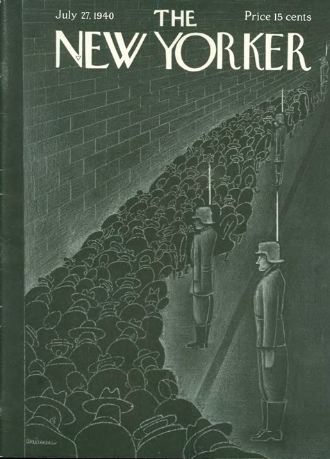 Обложки TheNew Yorker. Изображение № 16.