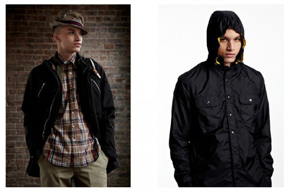 Woolrich Woolen Mills Spring/Summer 2013 Collection. Изображение № 28.