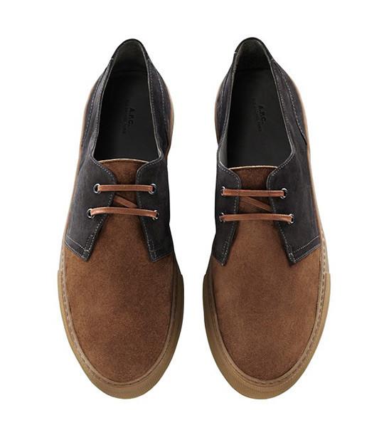 Лукбук: A.P.C. Footwear FW 2011. Изображение № 9.