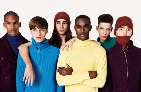 United Colors of Benetton FW 2010. Изображение № 4.