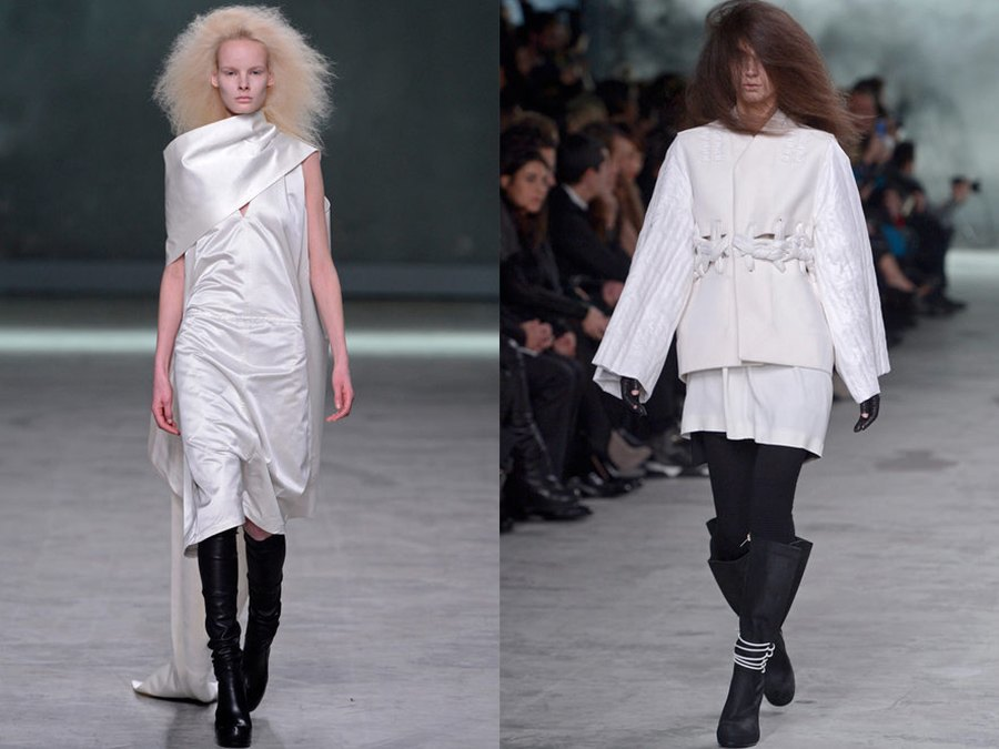 Неделя моды в Париже:  Дни 3 и 4. Изображение № 31.