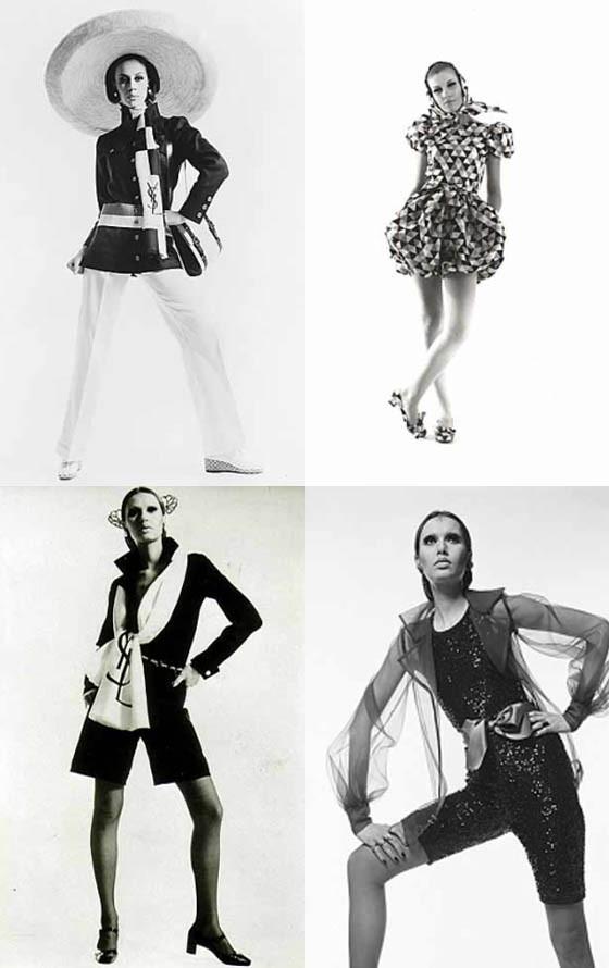 Архив: коллекции Yves Saint Laurent 1962-1999. Изображение № 7.