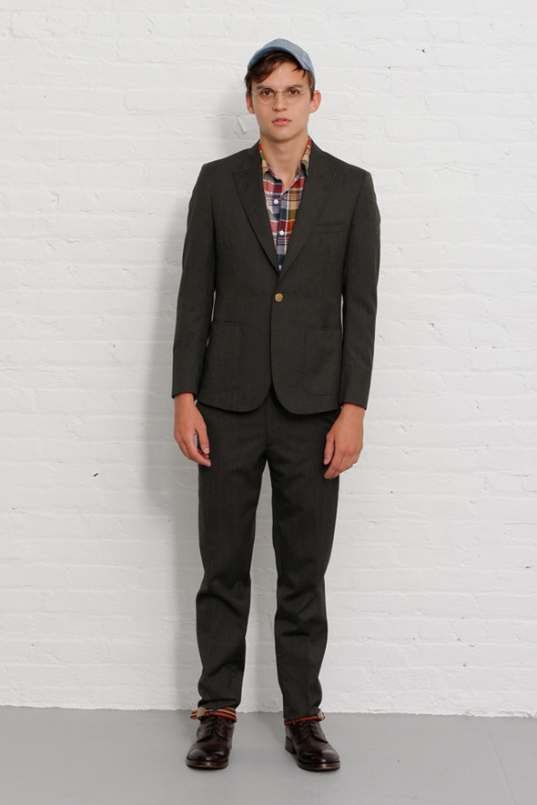Band Of Outsiders S/S 2011. Изображение № 13.