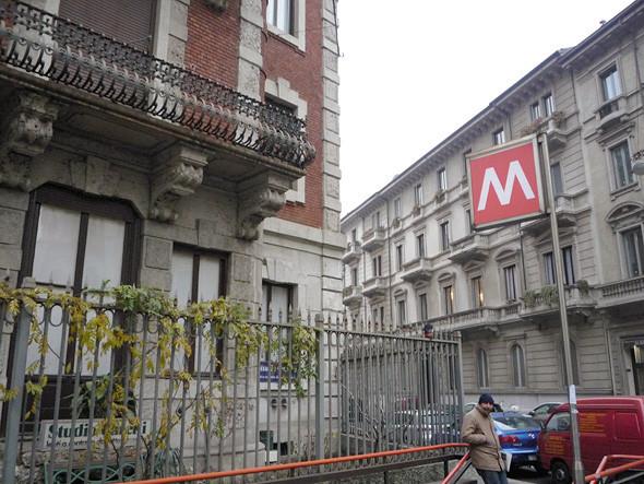 Достопримечательности Милана. Изображение № 5.