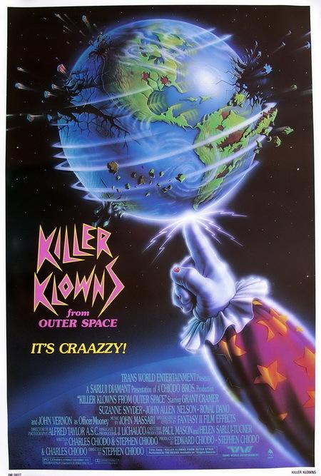 B-Movies: «Клоуны-убийцы из далёкого космоса». Изображение № 9.